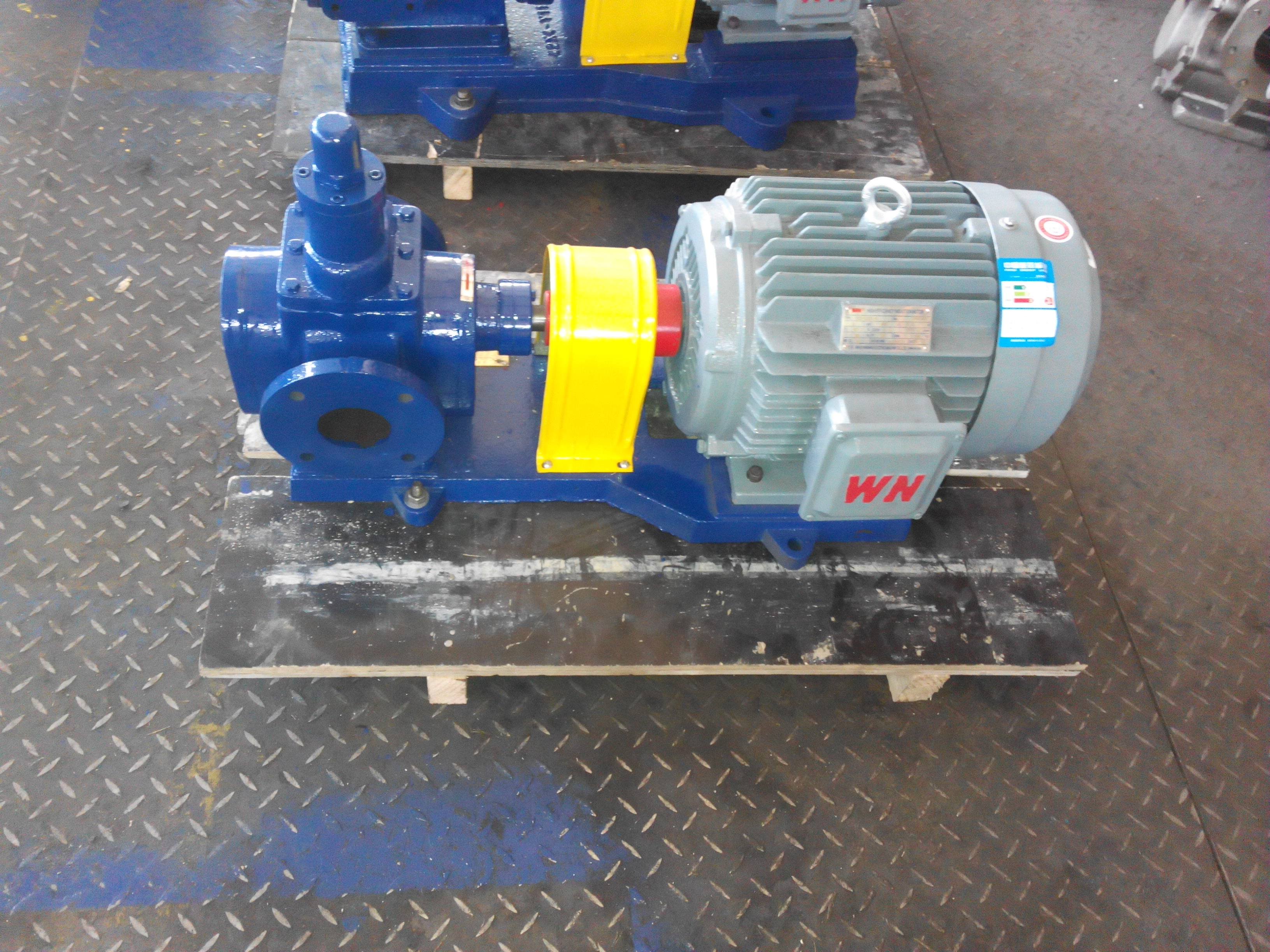 YCB型圆弧齿轮泵 class=